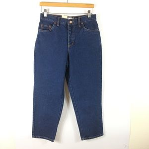 NWT Vintage Bill Blass Medium Wash Mom Jeans